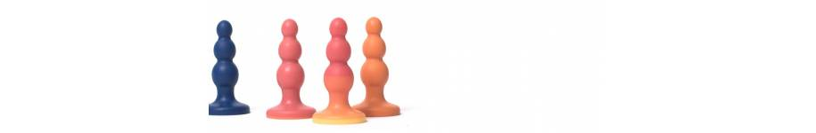 Plug Anal de silicona BS Atelier Bingo
